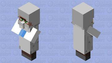 Thank you! Minecraft Mob Skin