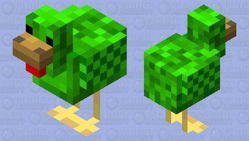 Dragon Chicken Minecraft Mob Skin