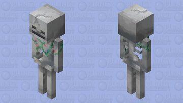 Viney skeleton Minecraft Mob Skin