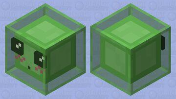 cute blob Minecraft Mob Skin