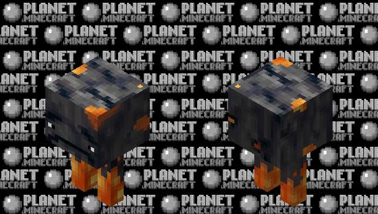 Reversed Strider Minecraft Skin