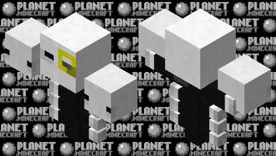 Pyrobyte wither Minecraft Skin