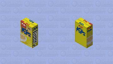 Corn Pops Minecraft Mob Skin