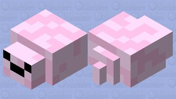 broken snail Minecraft Mob Skin