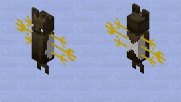 When I asked you for something that was half chicken half bat this wasn't what I ment at all! Minecraft Mob Skin