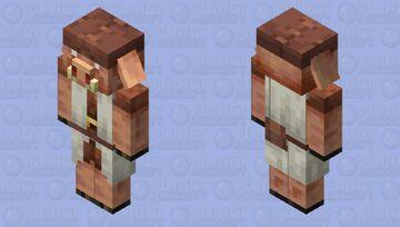 Shepherd Piglin Minecraft Mob Skin