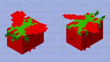 tomato bee Minecraft Mob Skin