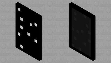 The constellation Virgo Minecraft Mob Skin
