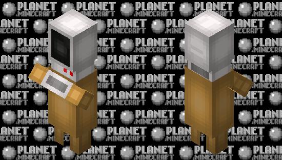 Old Computer Minecraft Skin