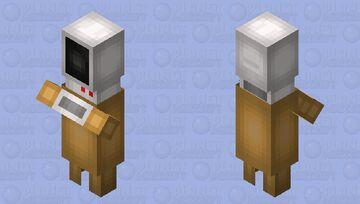 Old Computer Minecraft Mob Skin