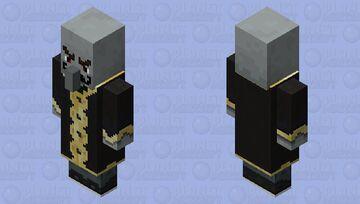Evoker   ʙᴀᴅ ɢᴜʏ Minecraft Mob Skin