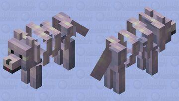 Weird Dog (Disturbing Abominations Contest) Minecraft Mob Skin
