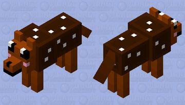 Nyan Dog Minecraft Mob Skin