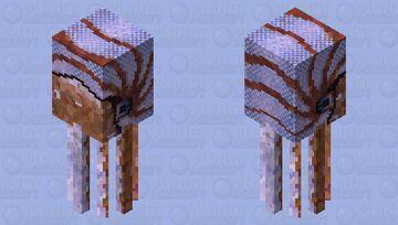 Shiny Nautilus    [HD] Minecraft Mob Skin