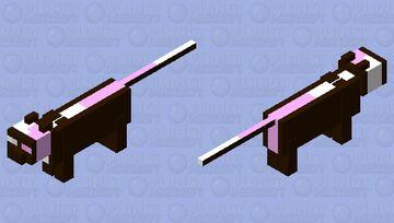 Cookie Cat (Steven Universe) Minecraft Mob Skin