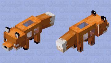 foxi Minecraft Mob Skin