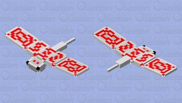 Uno Reverse Phantom Minecraft Mob Skin