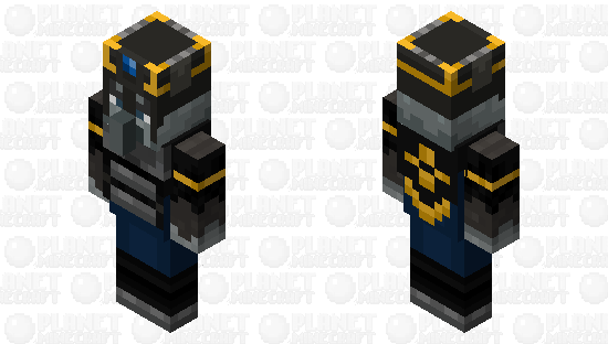 Rpyal Guard MCD Minecraft Skin