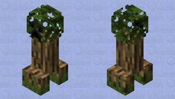 Oak Tree-per Minecraft Mob Skin