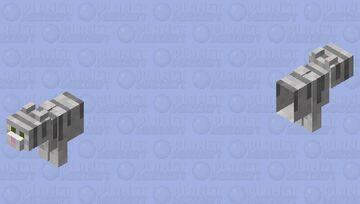 SCP 529 (disturbing abominations contest) Minecraft Mob Skin
