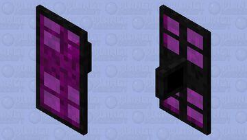 Portal Shield Minecraft Mob Skin