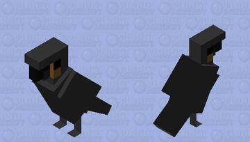 Raven Minecraft Mob Skin