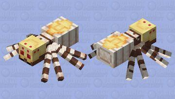 Tomb Crawler Minecraft Mob Skin