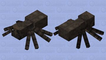 Shelob (Lord of the Mobs Skin Contest) Minecraft Mob Skin