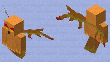 Phoenix Vex (HD Edition) Minecraft Mob Skin