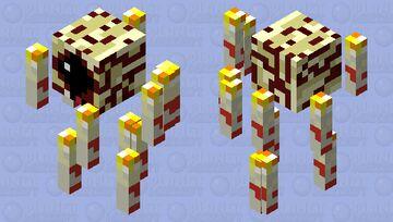 Demon Eye 2 Minecraft Mob Skin