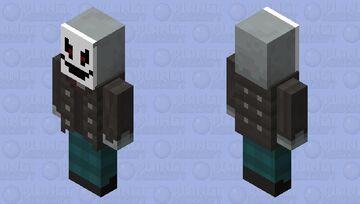 Demonic Soldier Minecraft Mob Skin