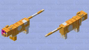 Brightheart Minecraft Mob Skin