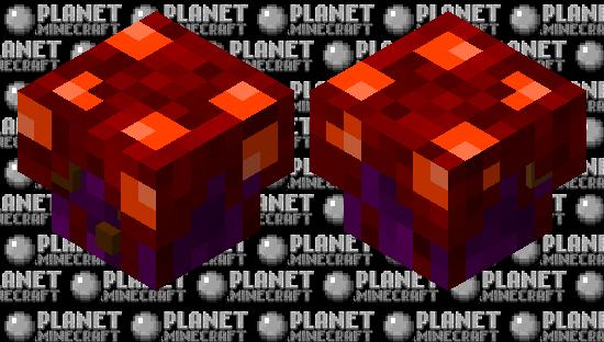 Fungus crimson Minecraft Skin