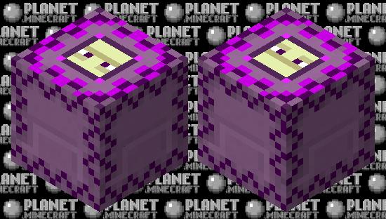 better shulker Minecraft Skin