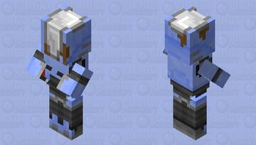 Protectron fallout 4 Minecraft Mob Skin