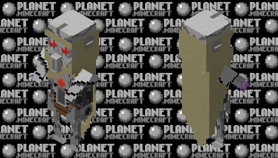 MagnaGuard (1.0) Minecraft Skin