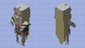 MagnaGuard (1.0) Minecraft Mob Skin