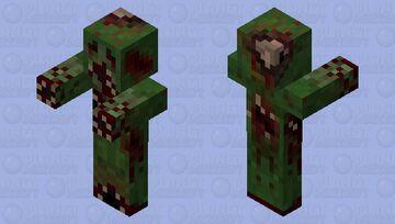 TEETH Minecraft Mob Skin