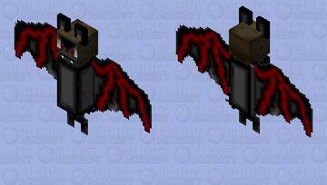 Vapmire bat Minecraft Mob Skin