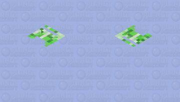 explosive disk Minecraft Mob Skin