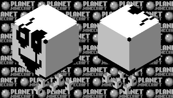 Ghaster Blaster Minecraft Skin