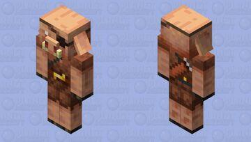 Piglin Archer Minecraft Mob Skin