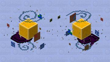 Shulker system Minecraft Mob Skin