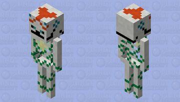Espera Skeleton Minecraft Mob Skin