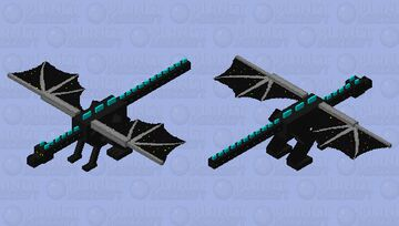 Stardust (Made up wings of fire) Minecraft Mob Skin