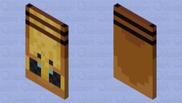 Bee Cape & Elytra Minecraft Mob Skin
