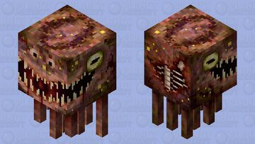Gronkchomp (redone in HD,suggestion) Minecraft Mob Skin