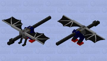 cool dragon (for ang333's the future is now contest) Minecraft Mob Skin