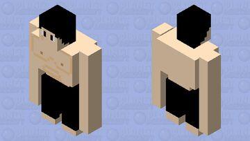 Ben Swolo Minecraft Mob Skin