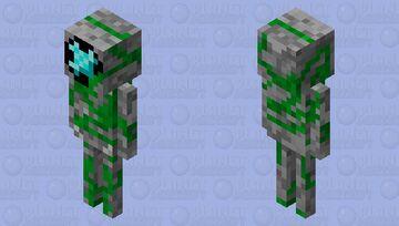 sniping rock Minecraft Mob Skin